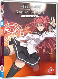 The Testament of Sister New Devil: Burst