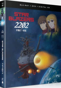 Star Blazers 2202 - Part 1/2 [Blu-ray+DVD]