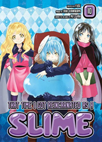 That Time I Got Reincarnated as a Slime - Vol.10