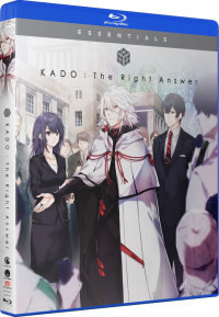 KADO: The Right Answer - Complete Series: Essentials [Blu-ray]