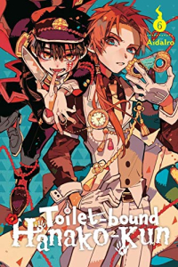 Toilet-Bound Hanako-kun - Vol.06: Kindle Edition