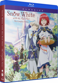 Snow White with the Red Hair: Season 1+2 - Complete Series: Classics [Blu-ray]