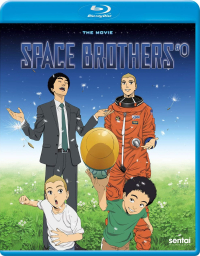 Space Brothers #0 (OwS) [Blu-ray]
