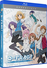D-Frag! - Complete Series: Essentials [Blu-ray]