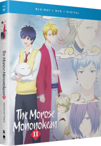The Morose Mononokean: Season 2 [Blu-ray+DVD]