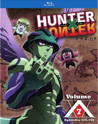 Hunter x Hunter - Vol.7/7 [Blu-ray]