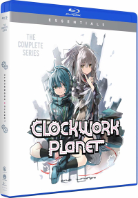 Clockwork Planet - Complete Series: Essentials [Blu-ray]