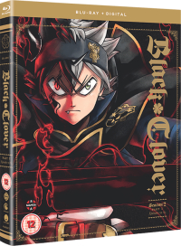 Black Clover: Season 2 - Part 1/5 [Blu-ray]