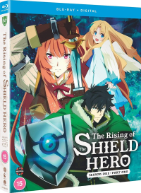 The Rising of the Shield Hero: Season 1 - Part 1/2 [Blu-ray]