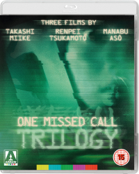 One Missed Call Trilogy (OwS) [Blu-ray]