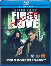 First Love [Blu-ray+DVD]