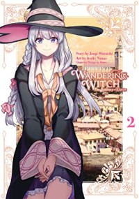 Wandering Witch: The Journey of Elaina - Vol.02: Kindle Edition