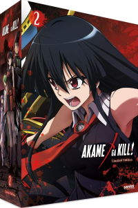 Akame ga Kill! - Part 2/2: Limited Edition [Blu-ray+DVD]