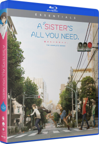 A Sister's All You Need - Complete Series: Essentials [Blu-ray]