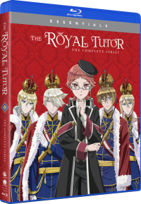 The Royal Tutor - Complete Series: Essentials [Blu-ray]