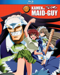 Kamen no Maid-Guy - Complete Series (OwS) [Blu-ray]