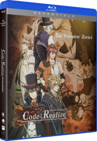 Code: Realize - Guardian of Rebirth - Complete Series: Essentials [Blu-ray]
