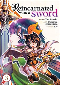 Reincarnated as a Sword - Vol.03