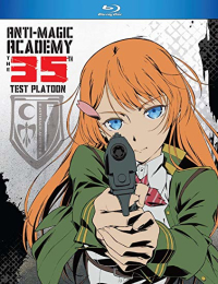 Anti-Magic Academy: The 35th Test Platoon - Complete Series (OwS) [Blu-ray]