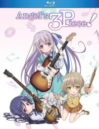 Angel's 3Piece! - Complete Series (OwS) [Blu-ray]