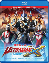 Ultraman X: The Movie - Here Comes! Our Ultraman [Blu-ray]