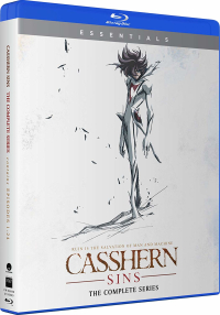 Casshern Sins - Complete Series: Essentials [Blu-ray]