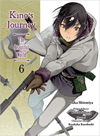 Kino's Journey: The Beautiful World - Vol.06