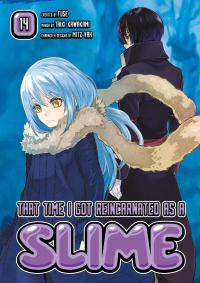 That Time I Got Reincarnated as a Slime - Vol.14