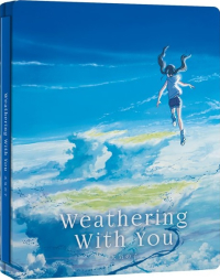 Weathering With You - Collector's Steelbook Edition [Blu-ray+DVD] + OST