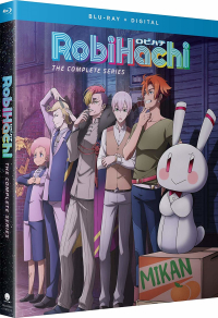 RobiHachi - Complete Series [Blu-ray]