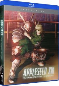 Appleseed XIII - Complete Series: Essentials [Blu-ray]