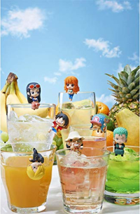 One Piece - Figuren Set: Pirates Tea Time