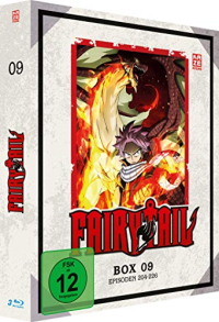 Fairy Tail - Box 09 [Blu-ray]