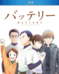 Battery: The Animation - Complete Series (OwS) [Blu-ray]