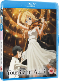 Your Lie in April - Part 2/2 [Blu-ray]