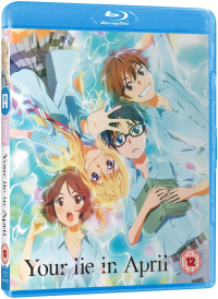Your Lie in April - Part 1/2 [Blu-ray]