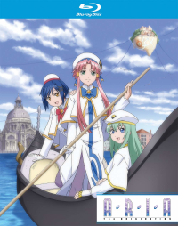 Aria: The Origination + Aria: The Avvenire [Blu-ray]