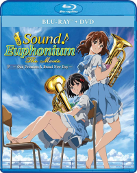 Sound! Euphonium: The Movie - Our Promise: A Brand New Day [Blu-ray+DVD]