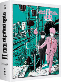 Mob Psycho 100: Season 2 - Limited Edition [Blu-ray+DVD]