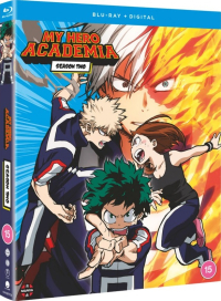 My Hero Academia: Season 2 [Blu-ray]