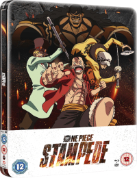 One Piece - Movie 13: Stampede - Limited Steelbook Edition [Blu-ray+DVD]