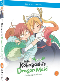 Miss Kobayashi's Dragon Maid: Season 1 [Blu-ray]