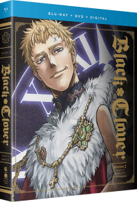Black Clover: Season 2 - Part 5/5: Limited Edition [Blu-ray+DVD] + Artbook