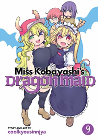 Miss Kobayashi's Dragon Maid - Vol.09: Kindle Edition