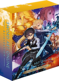 Sword Art Online: Alicization - Vol.1/8: Collector's Edition [Blu-ray]