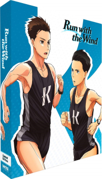 Run with the Wind - Complete Series: Limited Edition [Blu-ray]