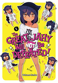 The Great Jahy Will Not Be Defeated! - Vol. 01: Kindle Edition