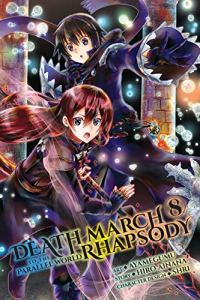 Death March to the Parallel World Rhapsody - Vol.08: Kindle Edition