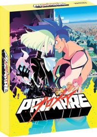 Promare - Collector's Edition [Blu-ray] + OST
