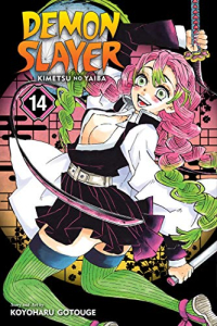 Demon Slayer: Kimetsu no Yaiba - Vol.14